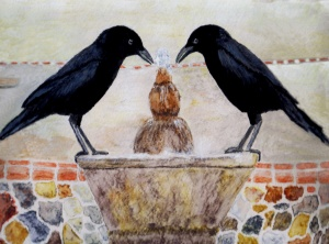 Love Birds ~ Brent Harris