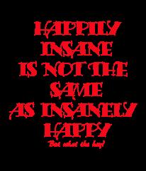 happyinsane