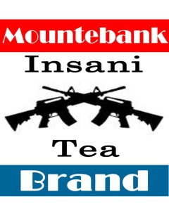 Mountebank Brand Tea by Philip Brent