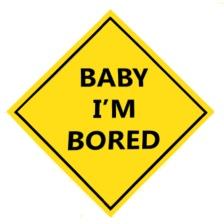 Baby I'm Bored ~ Philip Brent
