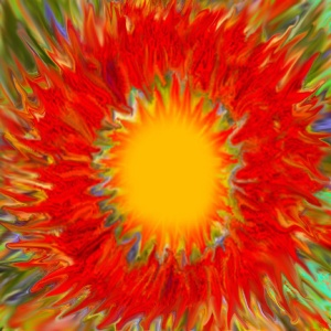 Sunshine All Around ~ Philip Brent