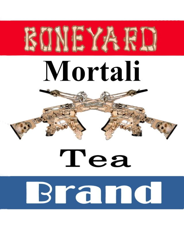 Boneyard Brand Mortality ~ Philip Brent