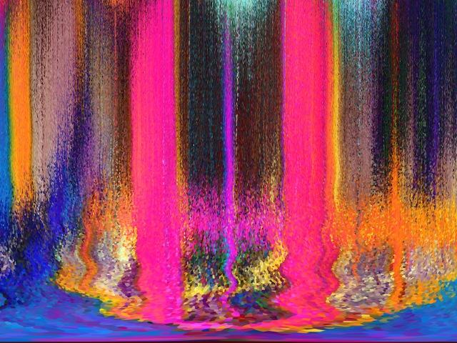 Foutain Rain ~ Philip Brent