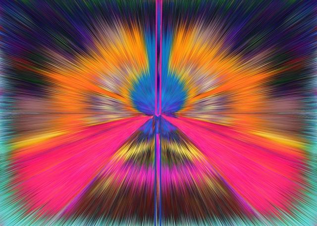 Linear Light ~ Philip Brent