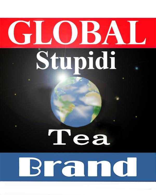 Global Brand Stupidi Tea ~ Philip Brent