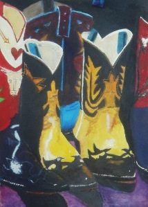 Boots ~ Brent Harris