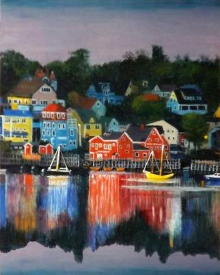 Lunenberg,Nova Scotia,