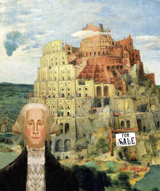 Selling the Past as the Future ~ Philip Brent Harris