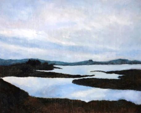 Sky Water Bodega Bay
