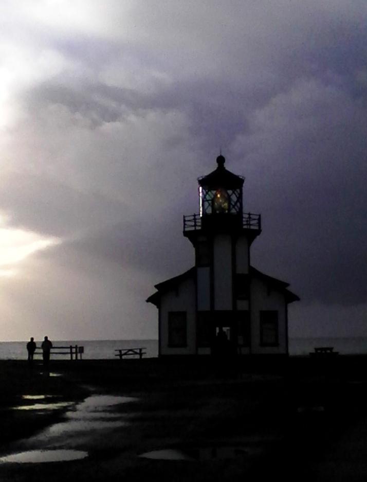 Rain on the Horizon ~ Philip Brent Harris