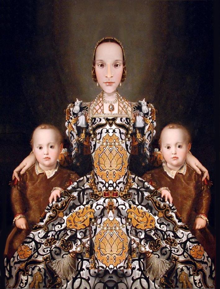 The Twins ~ Philip Brent Harris
