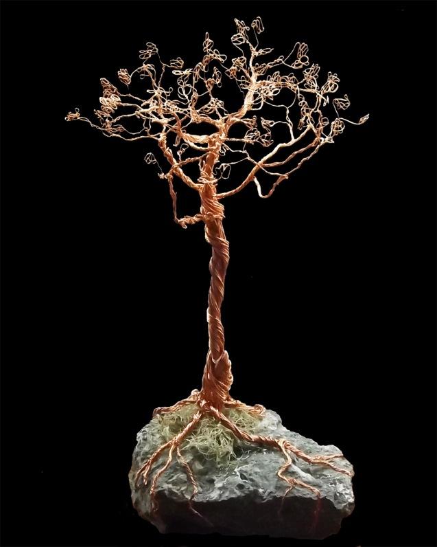 Copper Tree ~ Philip Brent Harris