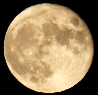 Harvest Moon ~ Philip Brent Harris